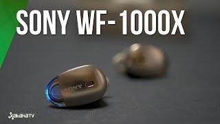 Sony WF-1000X review: calidad de sonido y cancelación de ruido a un nivel muy alto