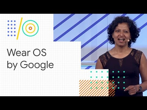What's new in Wear OS by Google (Google I/O '18)
