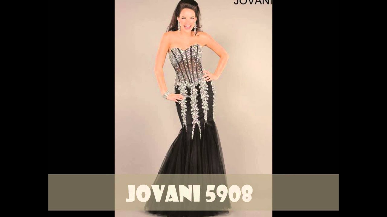 57182974a1 Jovani 5908   Prom Dress Shop from Prom Dress Shop - YouTube