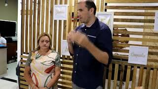 Pronunciamento vice prefeito João Artur - Aniversario vereadora Lindalva Linhares