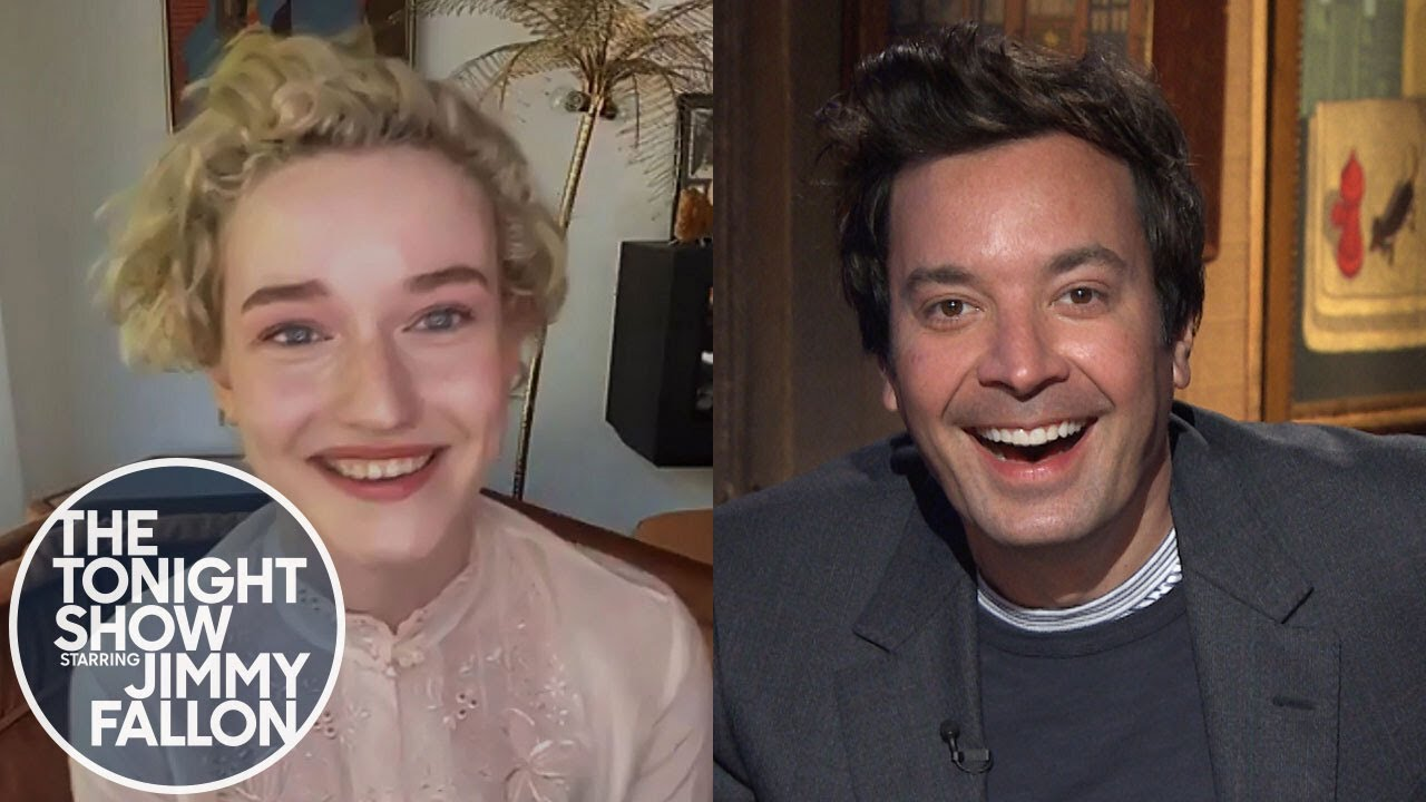 'Ozark' Star Julia Garner Shows Off Her Britney Spears Impression ...