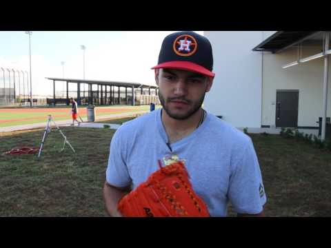 Glove Story: Lance McCullers Dedicates his Gloves to Jose Fernandez