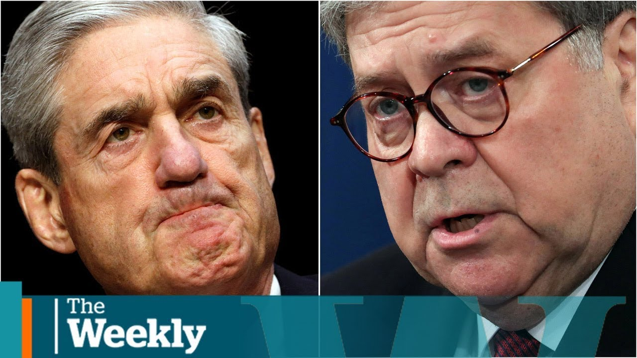 Why there are different takes on the Mueller report   The Weekly with Wendy Mesley