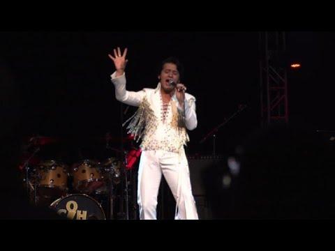 Los imitadores de Elvis acuden a Memphis a rendir tributo al Rey