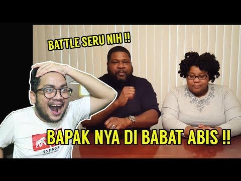 GOKILL !! BAPANYA KALAH BATTLE BEATBOX SAMA ANAKNYA !! - SansReaction