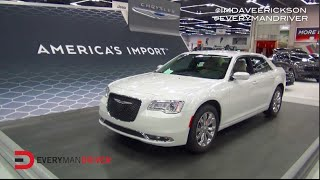 Here's Everything About the 2015 Chrysler 300 on Everyman Driver