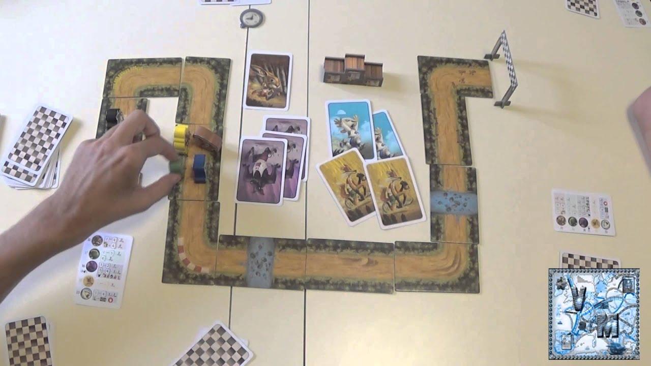 La liebre y la tortuga juego de mesa gameplay youtube for Viciados de mesa