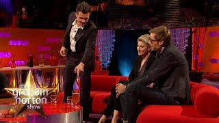 Orlando Bloom Saves A Drunk Fly From Drowning | The Graham Norton Show