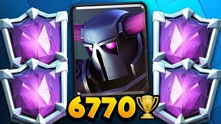He's #1 In the WORLD With PEKKA!