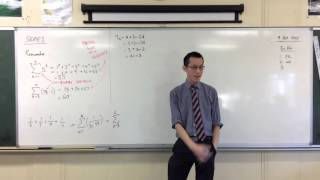 Introduction to Series (2 of 2: Constructing Sigma Notation)