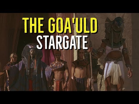 The GOA'ULD (STARGATE Explained)