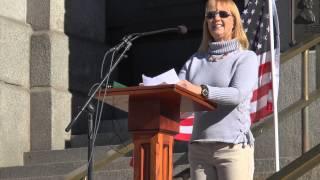 GUNS ACROSS AMERICA - 2nd Amendment Rally - Denver Colorado - 1/19/2013
