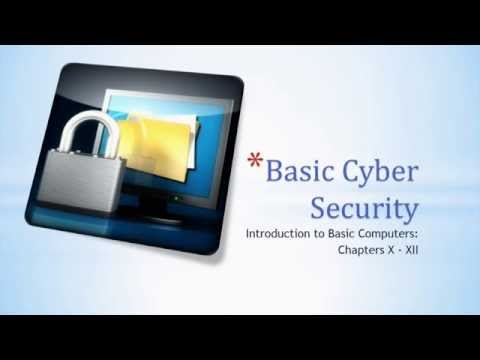 Basic Cyber Security by UMTS