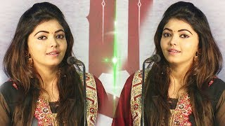 Athulya At Nagesh Thiraiyarangam Press Meet| Aari| Kadhal Kankatudhe Athulya| Ashna Zaveri