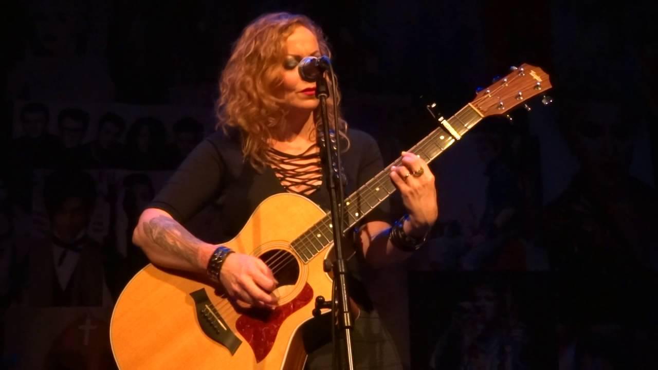 Anneke van Giersbergen - De Nieuwe Madonna - Live To Tell ... | 1280 x 720 jpeg 49kB