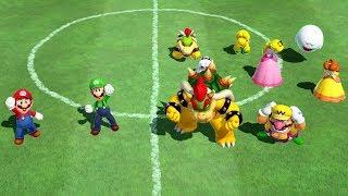Super Mario Party - All 2 Vs 8 Minigames