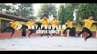 jedes problem cover-Tanz-Lieder aus der cartoon-crew-cover von fantastic ein.b-dance crew