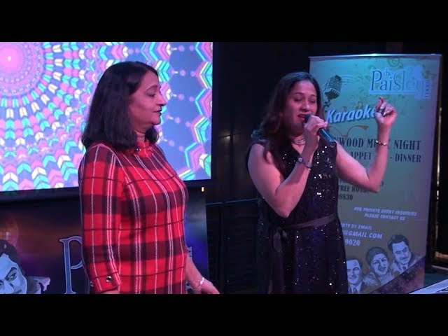 Bollywood Karaoke Night Brings Together Music Enthusiasts and Singers - Chowpatty Restaurant
