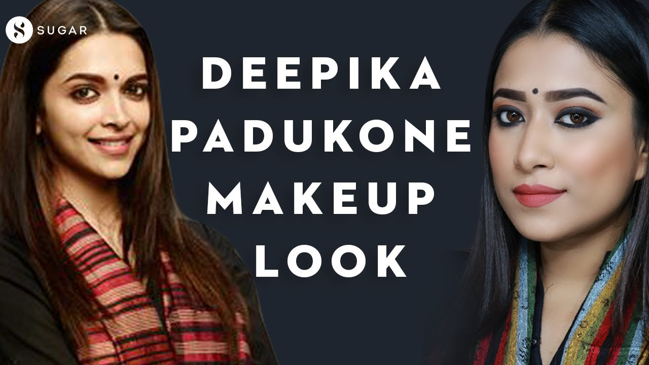 Deepika Padukone Makeup Look | Bollywood Makeup Ft. @Barsha Patra | SUGAR Cosmetics
