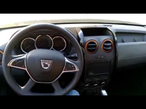 Dacia duster 2017 interior look youtube - Dacia duster 2017 interior ...