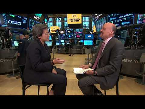 Advanced Micro Devices CEO: Leading Technology   Mad Money   CNBC