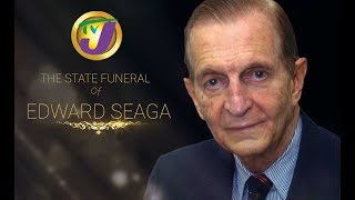 TVJ: State Funeral for the Late Edward Phillip George Seaga