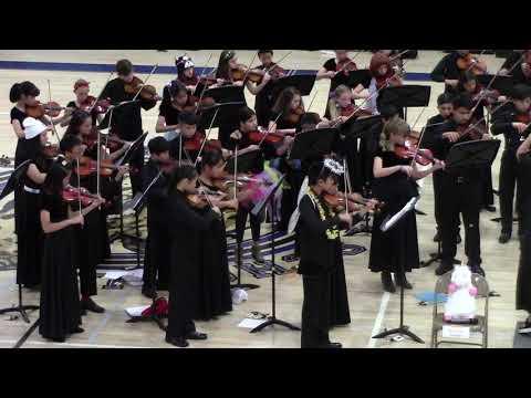 Los Cerritos Middle School Adv Orchestra