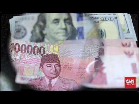 Rupiah Sentuh Rp 14.000 per Dolar AS