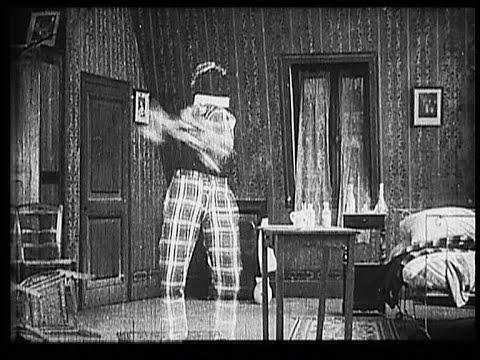 Segundo de Chomón:  Le voleur invisible / The Invisible Thief (1909)