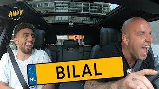 Bilal Basacikoglu - Bij Andy in de auto!