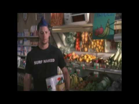 Ten Inch Hero scene - Priestly (Jensen Ackles) is at the store (napisy PL)