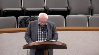 Budget Committee - Public Input Session - February 6, 2019