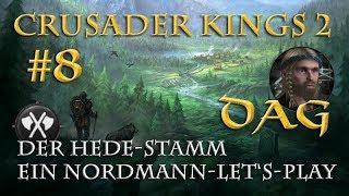 Let's Play Crusader Kings 2 – Der Hede-Stamm #8: Mit der Faust in der Tasche (Rollenspiel/deutsch)