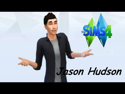 Sims 4 Creat a Sim:Jason Hudson