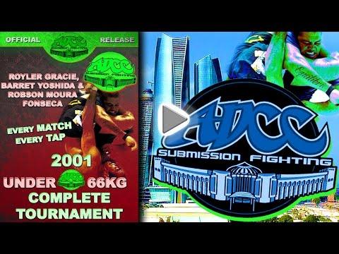 ADCC 2001 Complete Under 66KG Tournament
