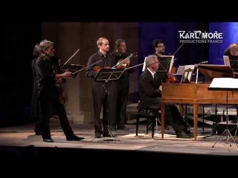 Les goûts réunis : Ouverture/Suite N°1 en Do majeur, BWV 1066, Passepied I & II par Jordi Savall