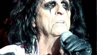 Alice Cooper - Only Women Bleed / Cold Ethyl (Live - Manchester Apollo, UK, Oct 2011) [HD]