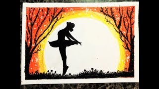 Balerina - Tutorial Desen pentru Incepatori || Atelier de Creatie