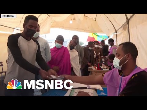 Ethiopia's Historic Election Overshadowed By War And Famine In Tigray