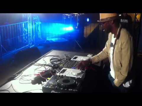 Black coffee rocking  Tuks spring day: The legendary blackcoffee rocking Tuks spring day 12/09/12 just a moment ago... One of the guys I look up to n listen to... Saw him grow from the days of voodoo Lounge in sunnyside PTA ...amazing n proudly south African