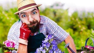 WORST GARDEN KNOWN TO MAN | Garden Flipper