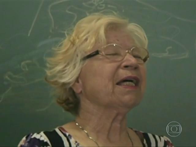 SPTV 1ª Edição - Projeto social em Carapicuíba incentiva idosos a praticar atividade física