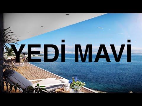 Yedi Mavi a very special project on the Zeytinburnu Shore , Sea Front