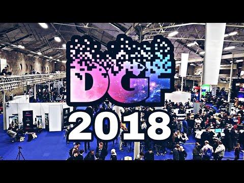 DUBLIN GAMES FESTIVAL VLOG 2018