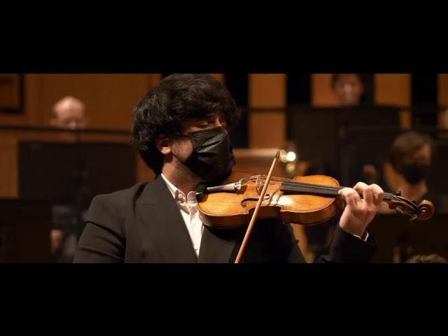 Trio Zadig - Beethoven Triple Concerto 2nd movement trailer