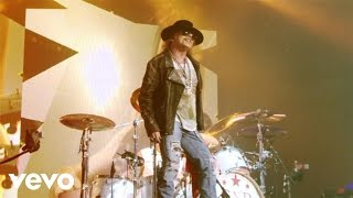 Guns N Roses Welcome To The Jungle Live