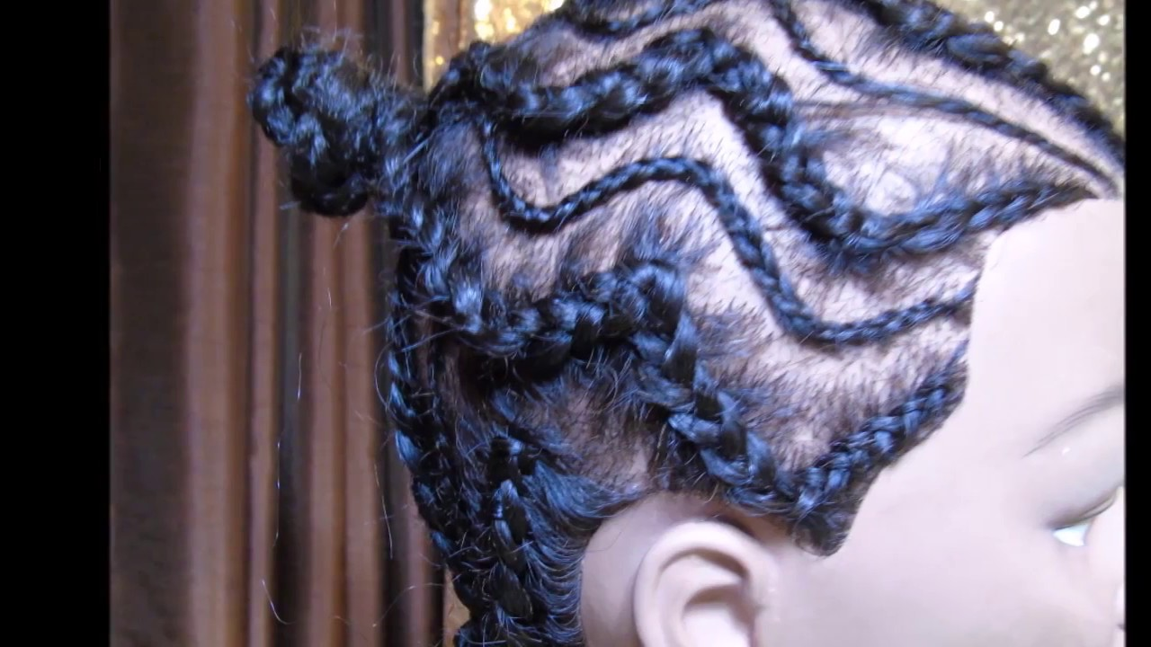 How To: Zigzag Feed In Braids