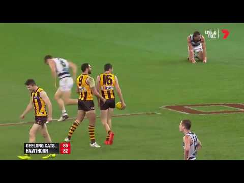 Isaac Smith Misses After The Siren