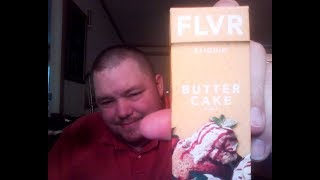FLVR Butter Cake review + (Channel announcement)