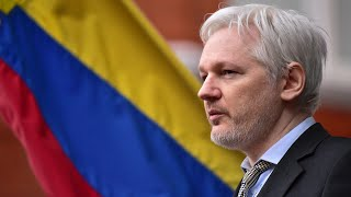 Julian Assange: Ecuadorian 'naturalisation granted'